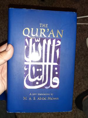 The Qur'an book by M.a.s. Abdel Haleem for Sale in West Richland, WA