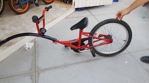 Schwinn Runabout tandem bike trailer for Sale in North Las Vegas, NV