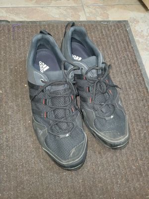 Adidas Trail Shoes Traxion mens size 12 for Sale in Elmhurst, IL