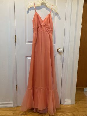 Alyce vintage custom prom dress for Sale in Southampton, NY