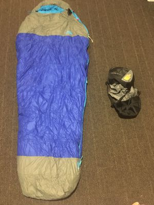 Cats meow north face sleeping bag for Sale in San Diego, CA