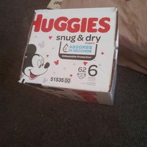 Huggies Unopened Box for Sale in Las Vegas, NV