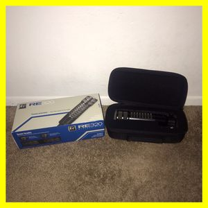 Electrovoice RE-320 Dynamic Microphone Brand new for Sale in Cerritos, CA