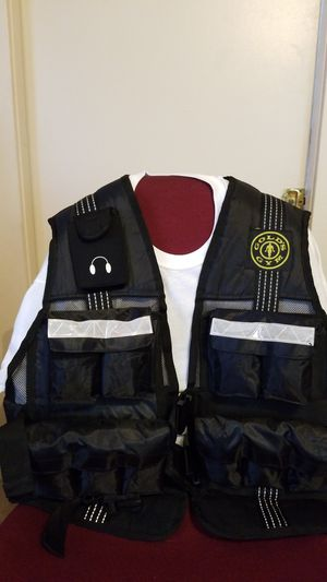 Weight vest for Sale in Hartford, CT