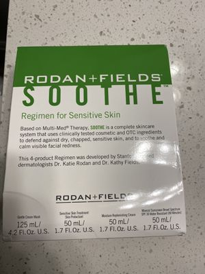 Rodan + Fields Soothe regimen- Brand New skin care for Sale in Austin, TX