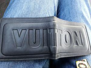 Rare mens Louis Vuitton bifold wallet for Sale in Bellevue, WA