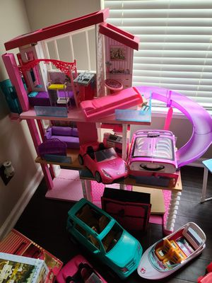 Tons of Barbie stuff for Sale in St. Augustine, FL