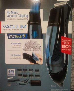 NEW Clipper with Vacuum for Sale in HALNDLE BCH, FL
