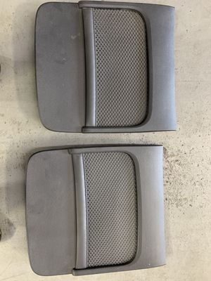 G37S front seats back covers (Driver & Passenger) for Sale in Gaithersburg, MD