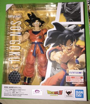 goku figure dragon ball z for Sale in Atwater, CA