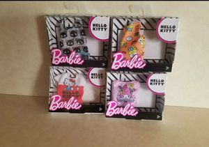 Barbie Hello Kitty clothes lot for Sale in Kalispell, MT