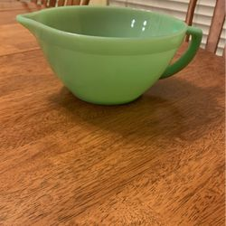 Fire-King Batter Bowl With Pouring Lip for Sale in Estero,  FL