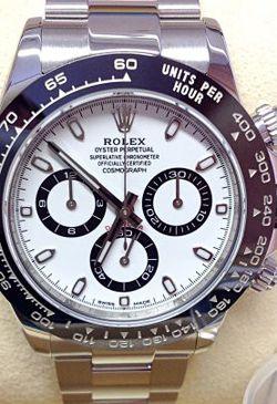 Rolex Daytona White 116500LN for Sale in Monrovia,  CA