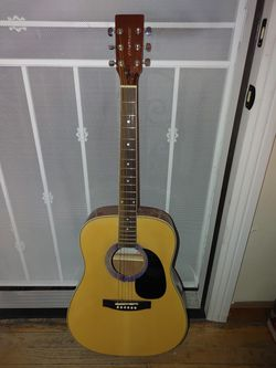 Adult Guitar In Fair Condition Firebrand. for Sale in Monterey Park,  CA