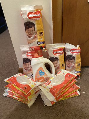 Baby Diapers Bundle for Sale in Cleveland, OH