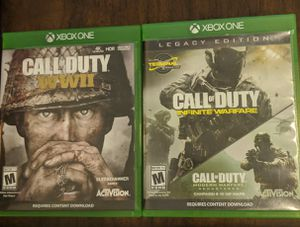 3 COD Titles for Sale in Austin, TX