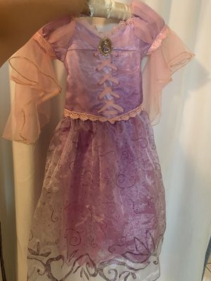 Rapunzel tangled costume 4T like new! Excellent condition! for Sale in Fort Lauderdale, FL