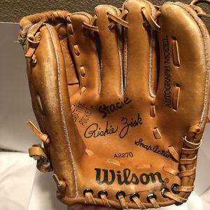 Wilson Baseball Glove RHT Richie Zisk A2270 for Sale in Kirkland, WA