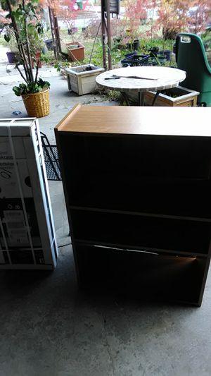 Mainstays bookshelves for Sale in Norfolk, VA