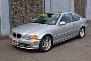 2001 BMW 3 Series for Sale in Auburn, WA