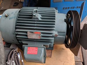 Reliance Duty Master AC Motor 1765RPM 60hz 230/460v for Sale in Tukwila, WA