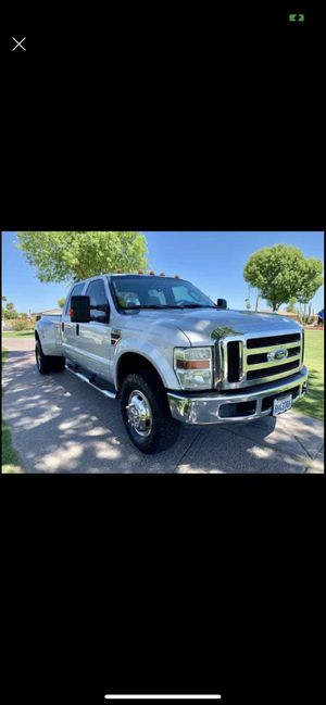 2008 Ford F-350 crew cab 4x4 diesel for Sale in Peoria, AZ