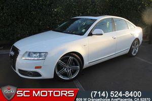 2011 Audi A6 for Sale in Placentia, CA