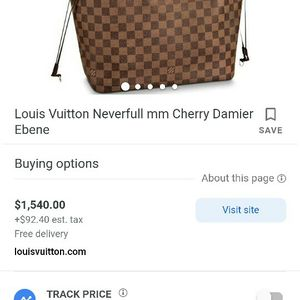 Neverfull MM for Sale in College Park, MD