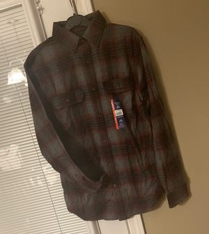 Flannel Men's George size small for Sale in Anderson, SC