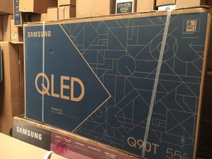 "55"" Samsung 4k Qled Q90T uhd hdr smart tvs 2.1 hdmi 2020 for Sale in Orange, CA"