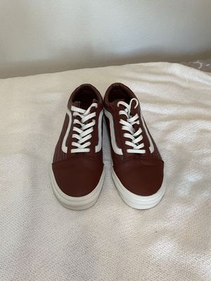 Size 7.5 Vans Women's Shoes for Sale in Humble, TX