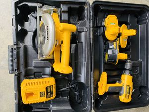 DeWALT combo set for Sale in Murfreesboro, TN