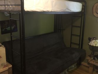 Bunkbed with futon for Sale in Lebanon,  TN