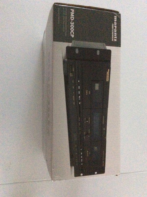 Marantz PMD-300cp