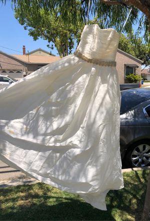 David's Bridal T3185 Wedding Dress for Sale in Lakewood, CA