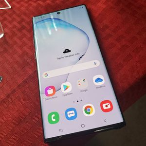 """Samsung Galaxy Note 10 Plus,, """"Factory Unlocked Condition Excellent"""" (Like Almost New) for Sale in Springfield, VA"""