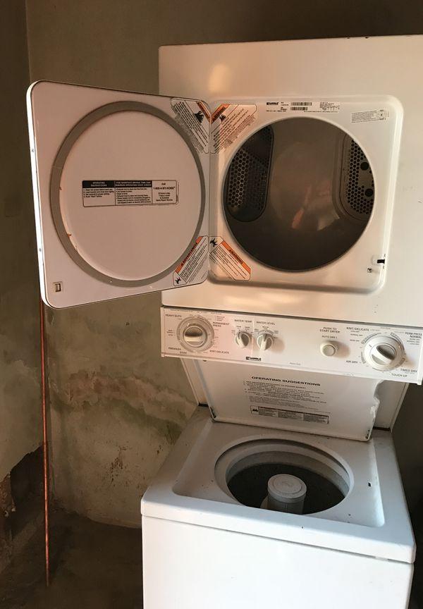Washer machine & dryer