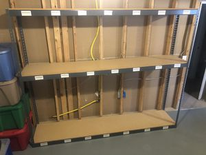 8 foot storage shelve for Sale in Dublin, OH