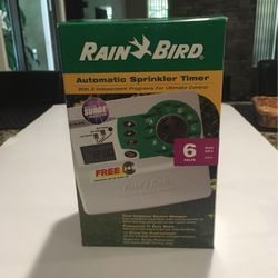 Automatic sprinkler timer for Sale in Boynton Beach,  FL