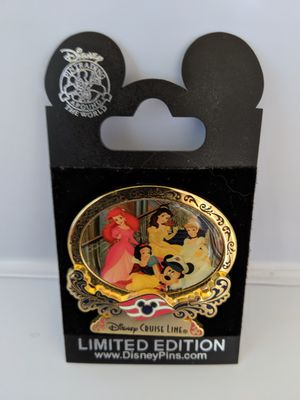 Disney Cruise line limited edition of 500 Don ducky Williams pin for Sale in Glendale, AZ