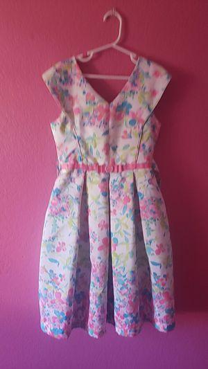 Flower dress for girls for Sale in San Bernardino, CA