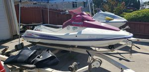 Kawasaki sts jetski for sale needs a seat only for Sale in Manteca, CA