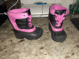 Toddler Girl Boots for Sale in Elizabeth, NJ