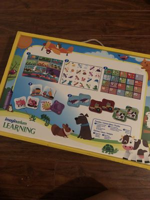 5 in 1 puzzles and games for Sale in Antelope, CA