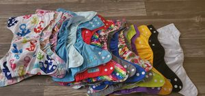 Alvababy reusable baby cloth diapers for Sale in Phoenix, AZ