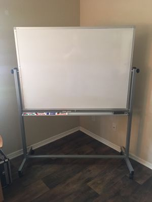 "Reversible/Magnetic Whiteboard (48"" x 36"") for Sale in Franklin, TN"