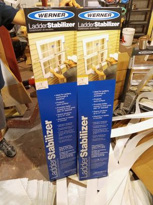 2 ladder stabilizers for Sale in Boston, MA