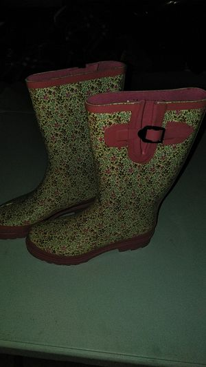 Rain boots for Sale in Covina, CA