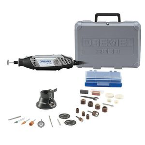 New- 3000 Series 1.2 Amp Variable Speed Corded Rotary Tool Kit with 28 Accessories and Carrying Case for Sale in Nashville, TN