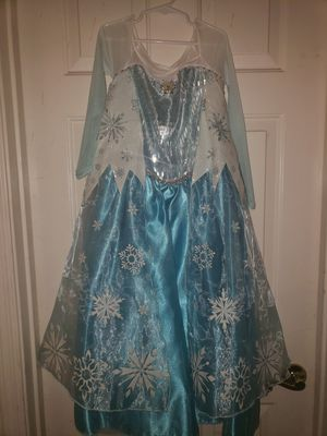 Elsa Costume from Disney Store for Sale in Chandler, AZ